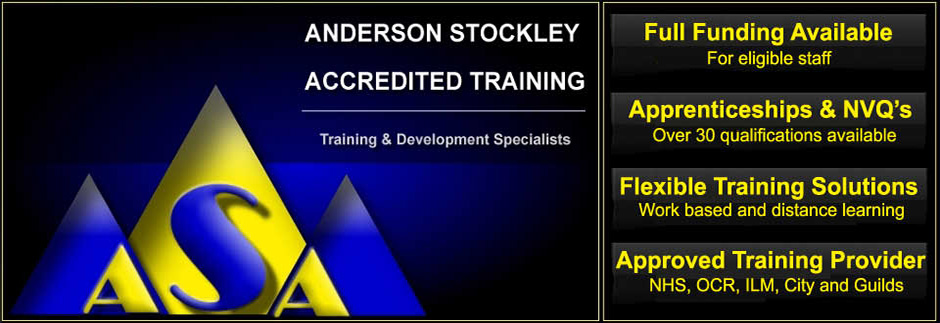 Anderson Stockley Accredited Training